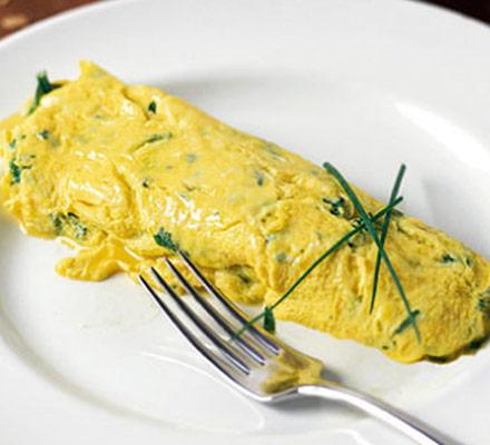 omelette classica consigli