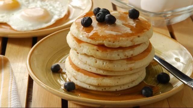 pancake_senza latte