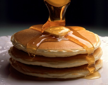 Pancakes con il Bimby