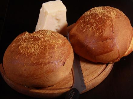 Pane al parmigiano