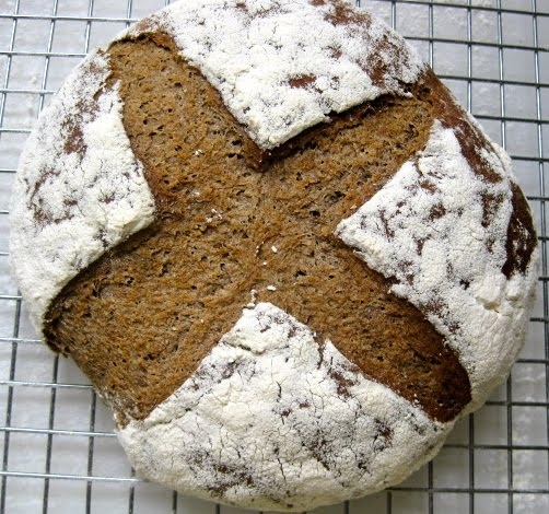 pane grano saraceno