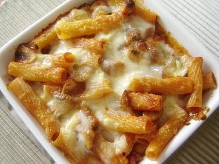 pasta al forno ragu besciamella