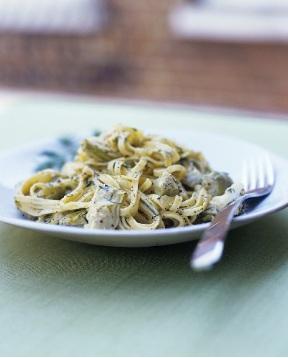 pasta carciofi ricetta