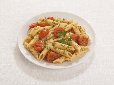 Ricette veloci pasta con acciughe e pomodorini pourfemme for Primi piatti veloci da cucinare