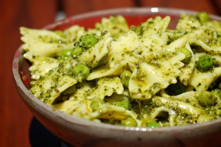 Peanut Pesto And Peas Pasta Salad Recipes — Dishmaps