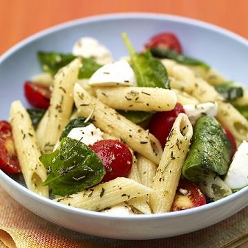 pasta pistacchio pomodori