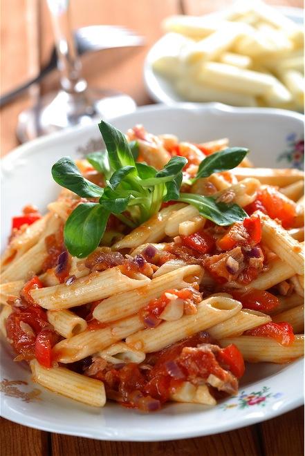 pasta tonno ricetta base