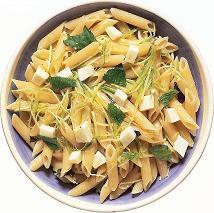 pasta alle zucchine e olive