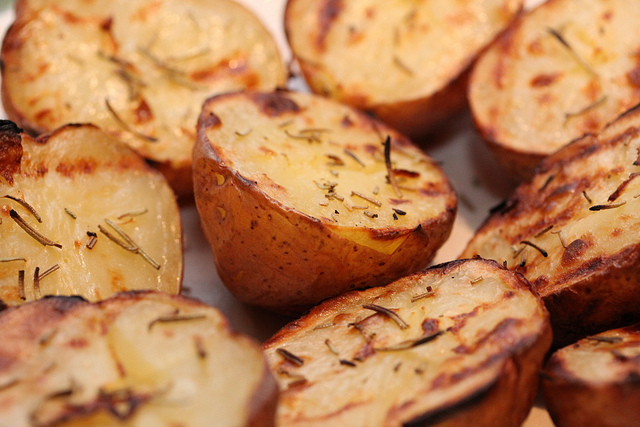 patate alla griglia ricetta
