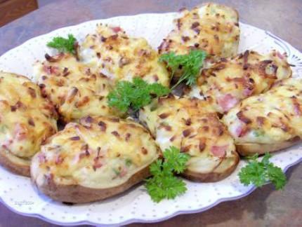 patate ripiene al prosciutto