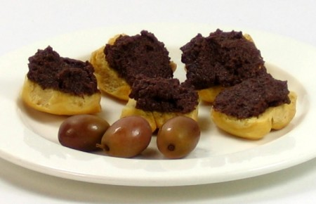 pate alle olive