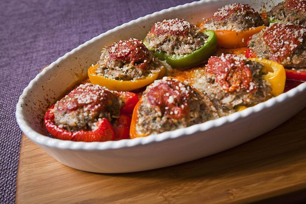 peperoni ripieni ricette