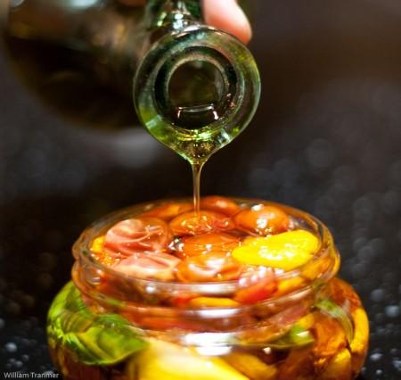 peperoni sott olio ricetta
