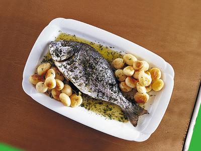 pesce al forno ricetta facile