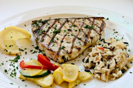 pesce spada griglia ricetta