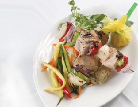 pesce spada griglia spiedini ricetta