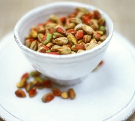 pistacchi risotto