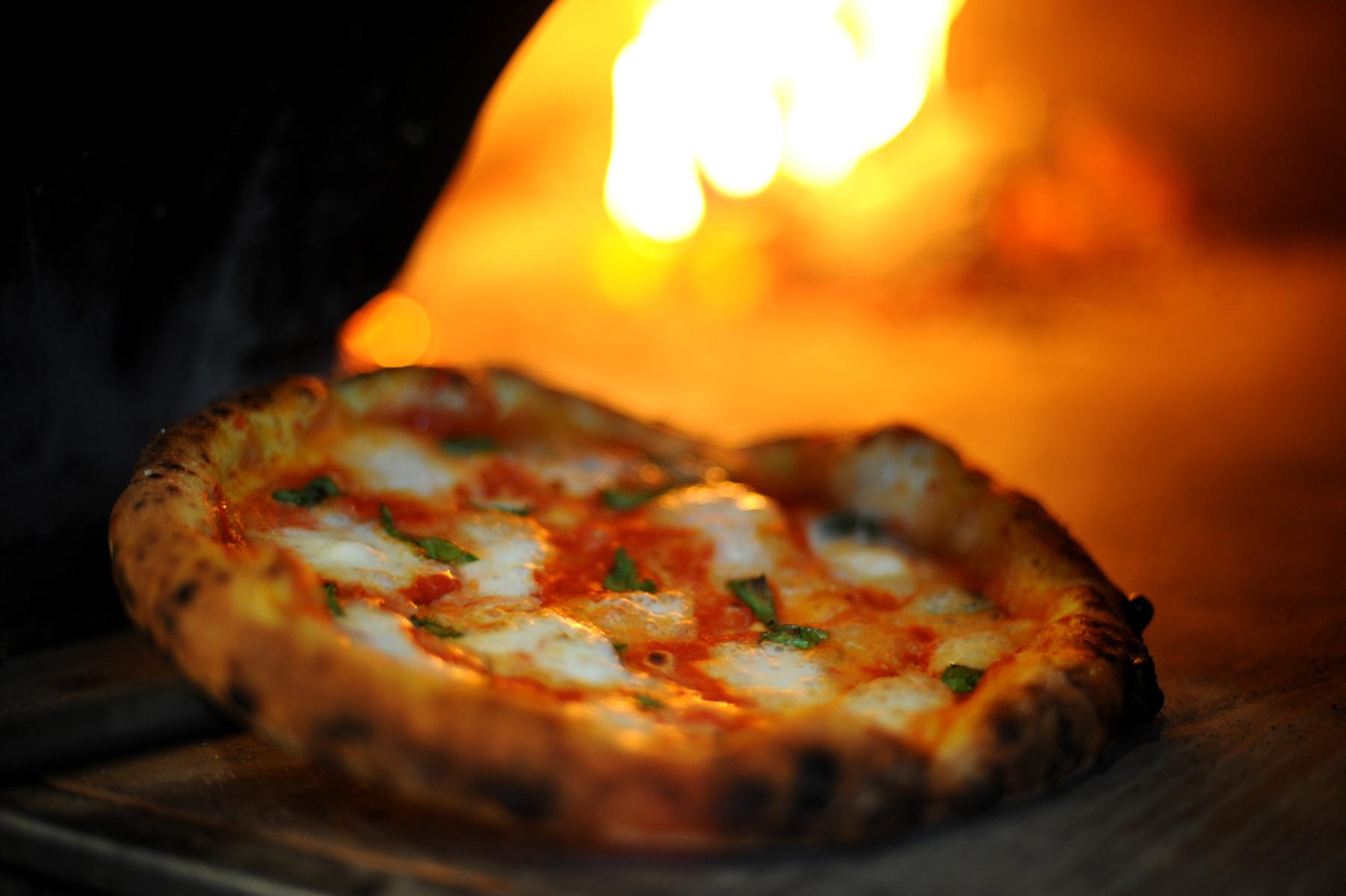 pizza margherità
