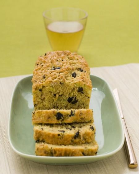 plumcake tonno olive