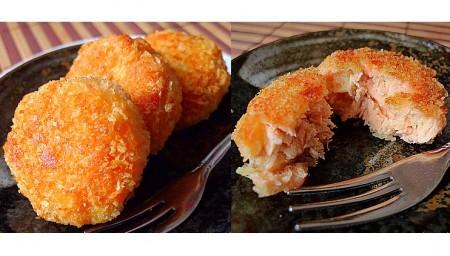 polpette di salmone.golose