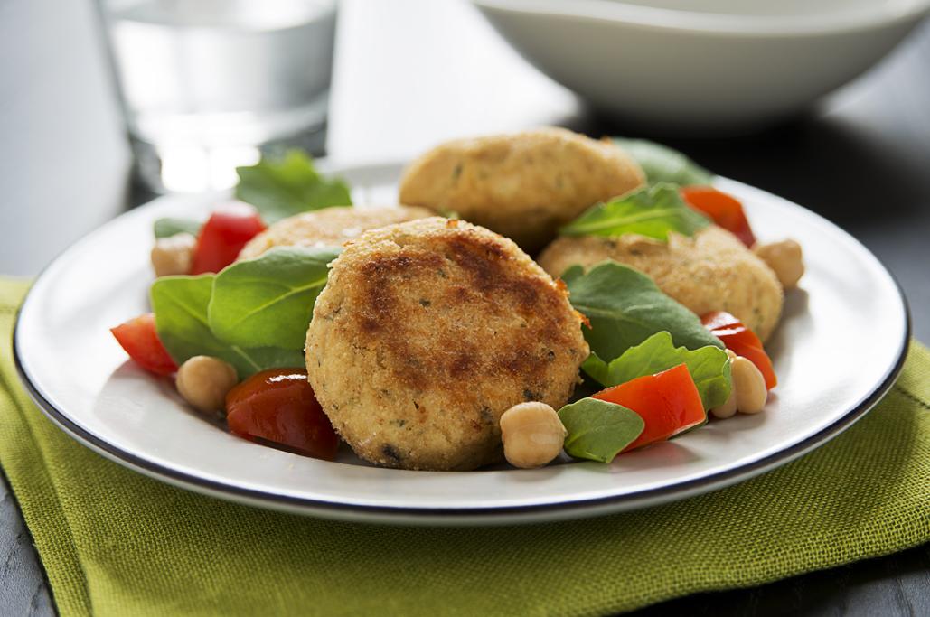 polpette pollo formaggio e prosciutto ricetta