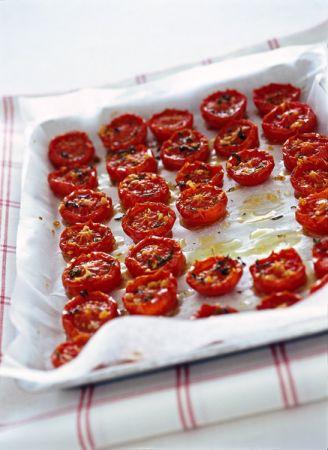 pomodori Pachino al timo