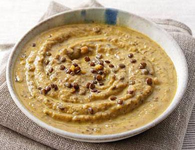 purè lenticchie