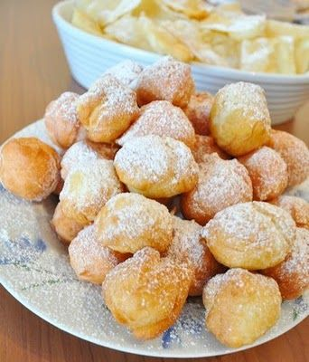 ricetta Castagnole senza glutine