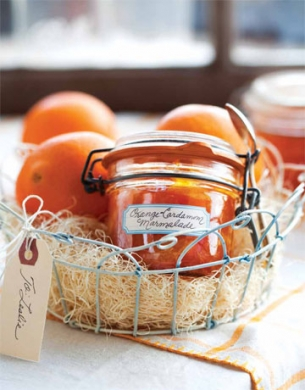 ricetta marmellata arancia