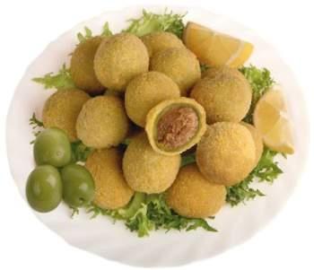 ricetta olive ascolane
