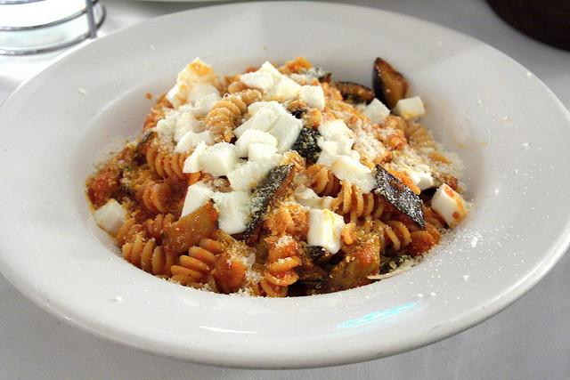 ricetta pasta alla siciliana