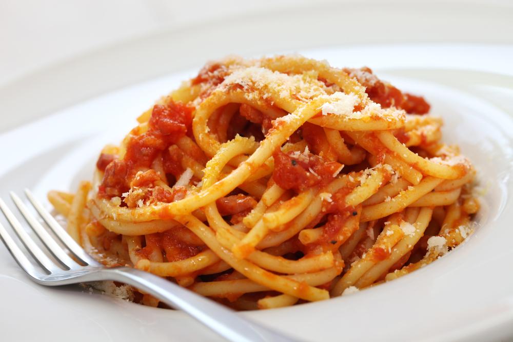 ricetta pasta amatriciana