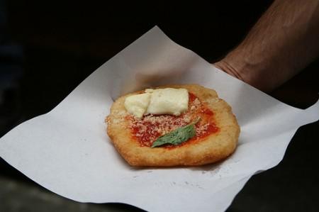 ricetta pizza fritta