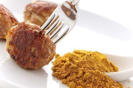 ricetta polpette al curry