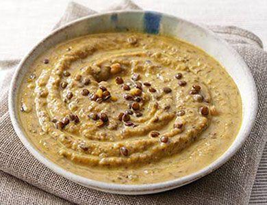 ricetta purè di lenticchie