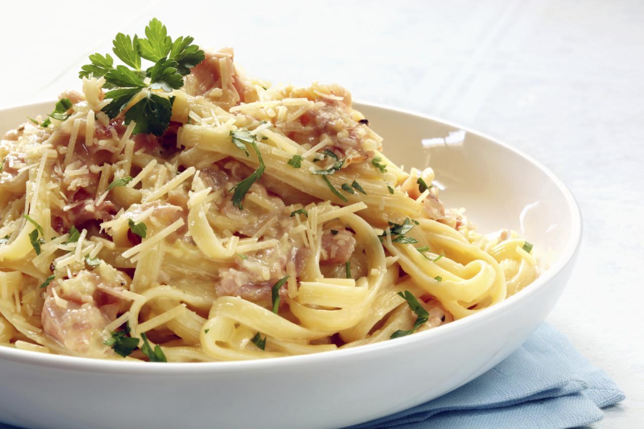 ricetta spaghetti alla carbonara varianti