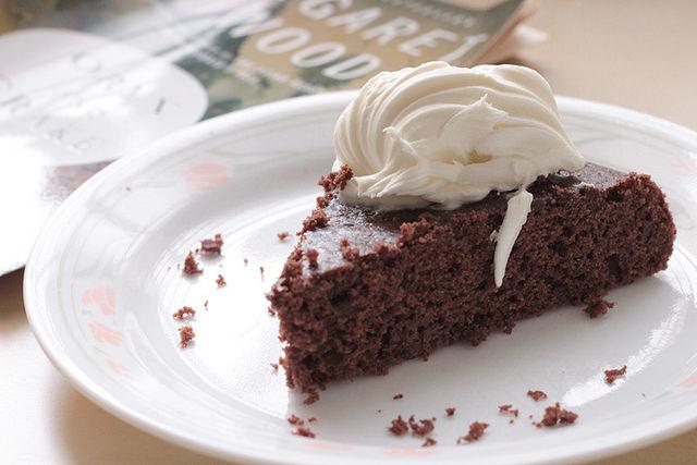 ricetta torta al vino rosso