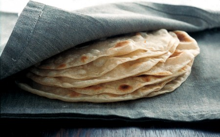 ricetta tortillas messicane