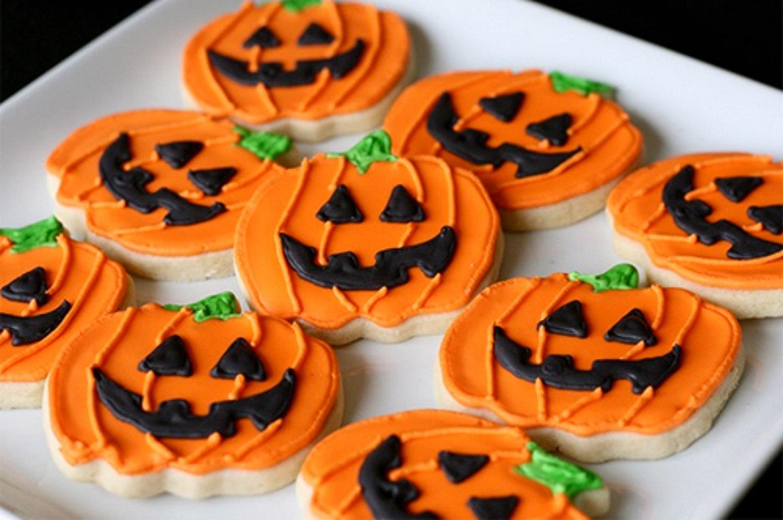 ricette biscotti halloween