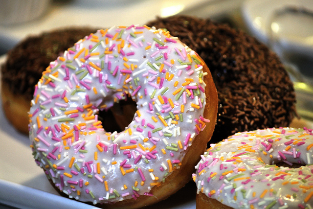 ricette donuts