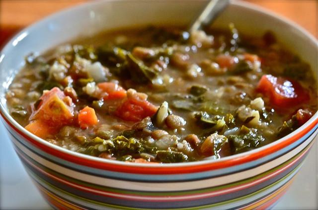 ricette lenticchie con curry