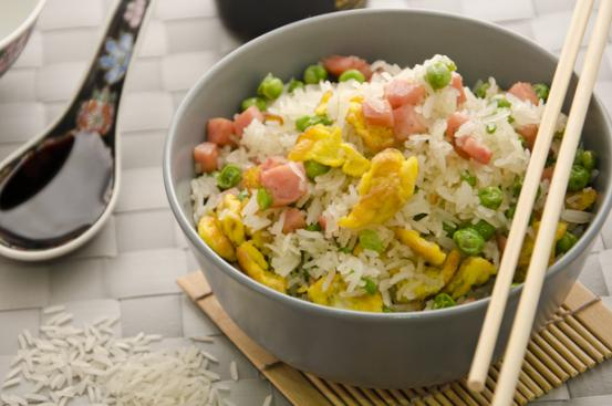 riso alla cantonese ricetta