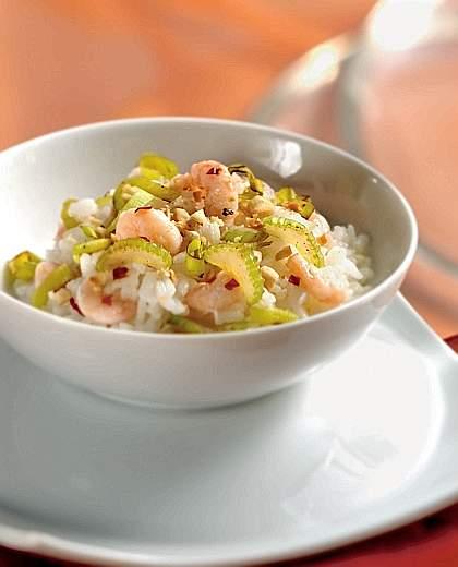 Cucina cinese: il riso alle mandorle