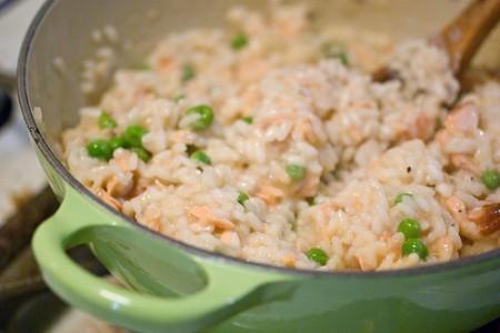 risotto salmone capodanno