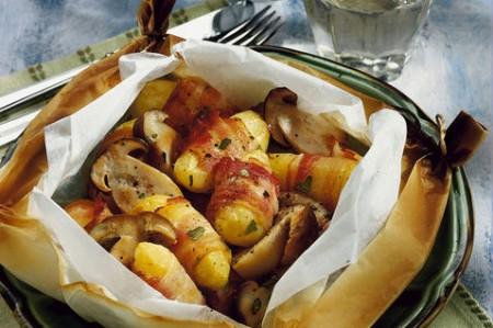 rotolini patate speck