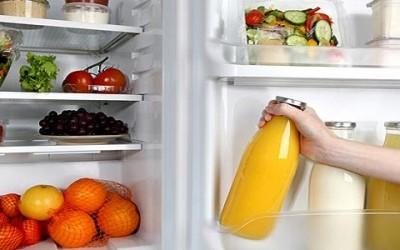 smoothie in frigo