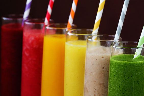 10 errori più diffusi nel fare uno smoothie