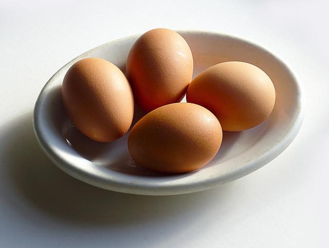sostituire le uova nei dolci