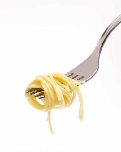 spaghetti zafferano tartufo