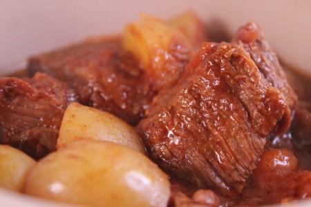 spezzatino con patate ricetta